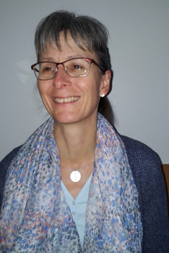 Petra Müßig – MediAkupress®-Expertin, Qualitätsbeauftragte der Arche gGmbH